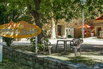 camping restaurant cevennes