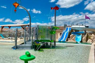 camping parc-aquatique camping bon port