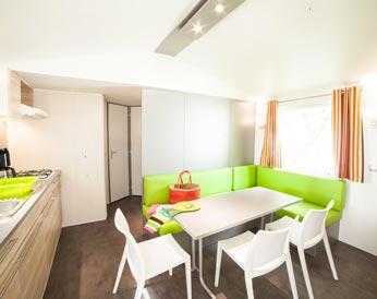 mobil-home lodge