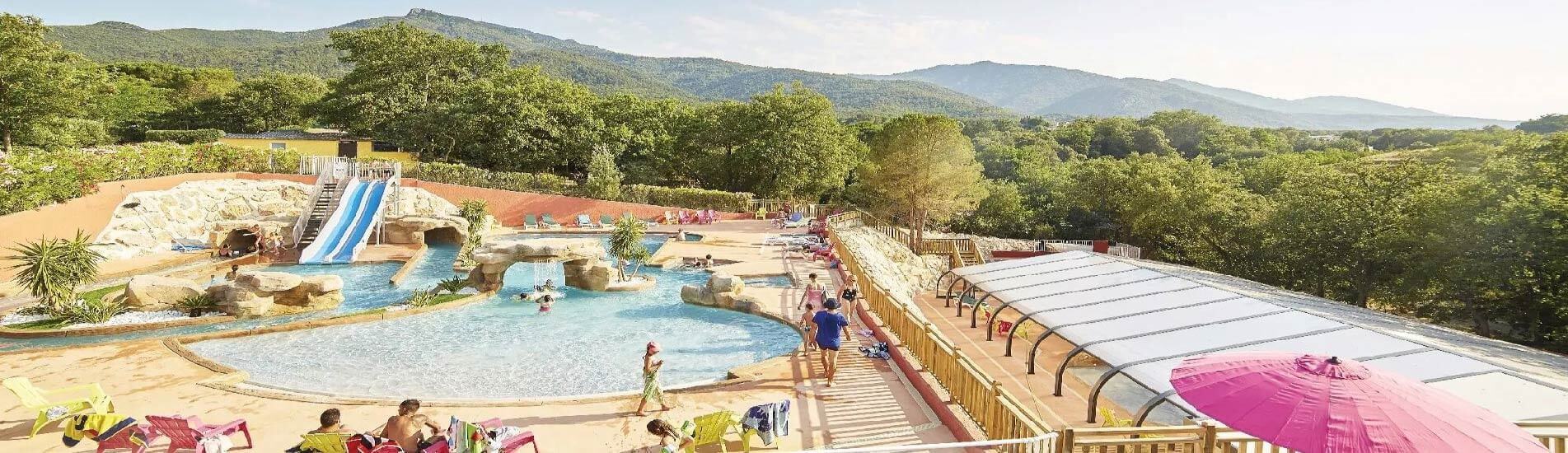 camping les alberes luxe