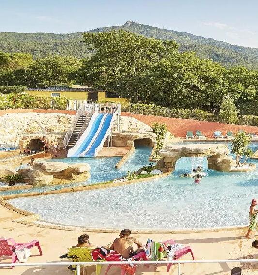 camping piscine alberes