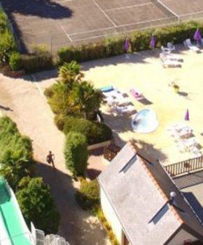 camping keranterec parc aquatique