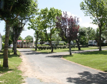 emplacement camping soleil levant