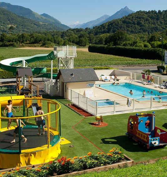 camping occitanie piscine
