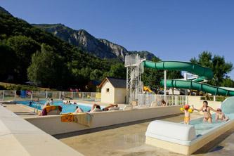 pyrenees espace aquatique camping