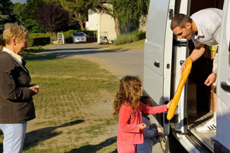 pyrenees services camping