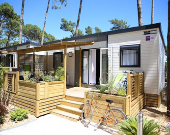 Mobil-home Dune