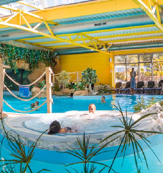 camping bel air parc aquatique