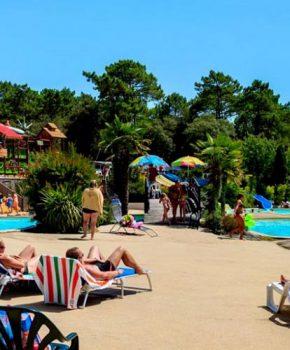 camping cote argent parc aquatique
