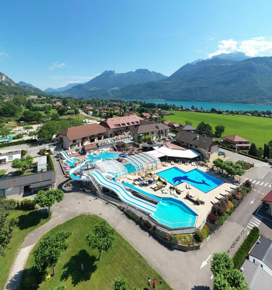 camping ideal annecy