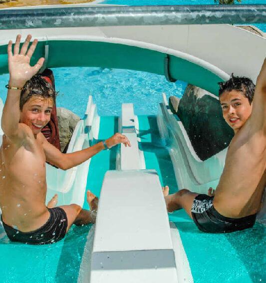 camping parc aquatique cayola vias