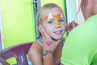 camping verdon club enfants