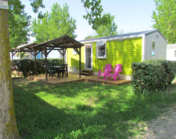 mobil-home curacao