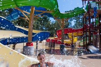 parc aquatique camping cote argent