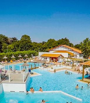 vacances piscine chauffée